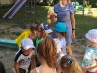 """""""Солнышко лучистое, в гости приходи"""". Летний праздник для малышей."""
